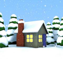 vinter_hus